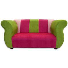 Fantasy Furniture Fancy Sofa - So cute for a little girls room!