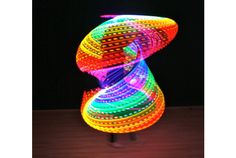 【画像】LEDとフラフープが合体するとこんな写真が撮れるよ - Peachy - ライブドアニュース