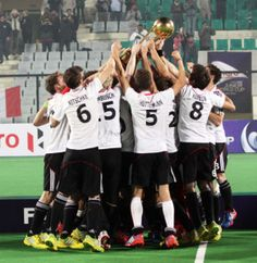 Defending Champions Germany defeated France 5-2 in fitting finale of the Hero Hockey Junior World Cup 2013 to defend their title successfull...