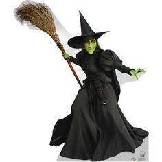 Advanced Graphics Glinda the Good Witch - 75 yr Anniversary OZ Cardboard Stand-Up Costume Halloween, Wicked Witch Costume, Witch Costumes, Diy Costumes, Halloween Diy, Costume Ideas, Halloween Witches, Halloween 2017, Vintage Halloween