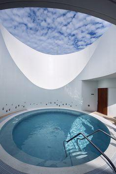 Therapeutic Pools for La Esperanza School,© Jaime Navarro