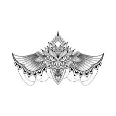 See this and of other temporary tattoo designs. Then test-drive your custom tattoo before committing forever with Momentary Ink featuring Real Teal™. Sternum Tattoo, Lace Tattoo, Forearm Tattoos, Body Art Tattoos, Sleeve Tattoos, Tattoo Wings, Custom Temporary Tattoos, Custom Tattoo, Tattoo Mandala Feminina