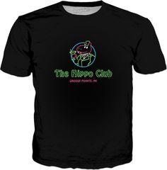 Grosse Pointe Blank Hippo Club T-Shirt