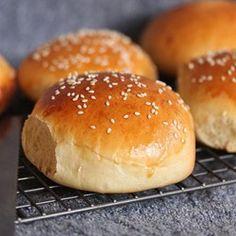 Belle's Hamburger Buns Recipe
