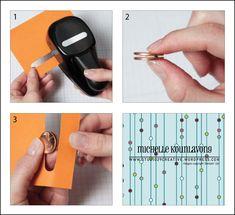 penny spinner card tutorial