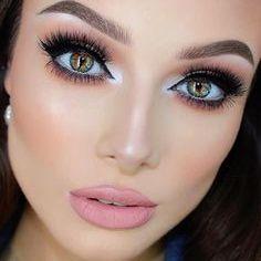 maquiagem iluminada 6