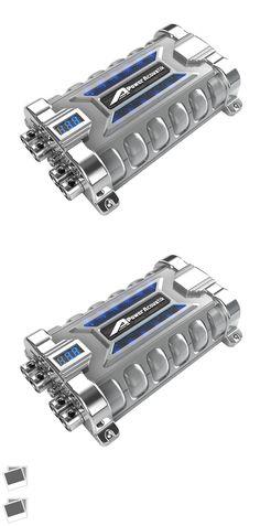 Capacitors: Ds18 Cap5 Capacitor 5 Farad 5000W Amplifier