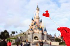 Disneyland Paris Resort / Disney/ Minnie Mouse / Castle / Mickey Mouse / Candy / Sweet / Photography / Fotografía