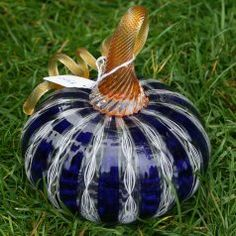 Deco Chick: MIT's Great Glass Pumpkin Patch