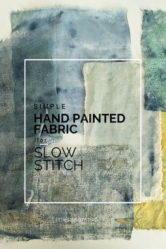 Fabric Painting, Fabric Art, Fabric Crafts, Fabric Books, Textile Fiber Art, Textile Artists, Fiber Art Quilts, Textile Fabrics, Shibori