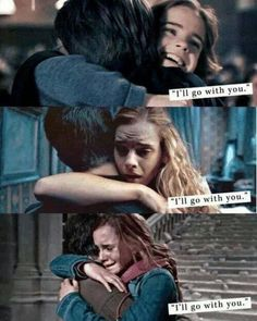 Hermione was the most loyal friend ❤️