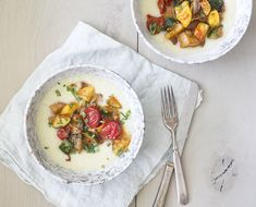 Revel in the tastes of summer with this delicious Fresh Corn Polenta and Summer Vegetable Ratatouille recipe from What's Cooking Good Looking. Vegetable Ratatouille, Ratatouille Recipe, Polenta, Fresh Corn Recipes, Easy Stuffed Cabbage, Risotto, Eggplant Dishes, Easy Vegetarian Dinner, Fall Dishes