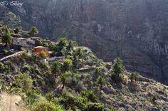Casele din Masca, altitudine 900 metri Tenerife, Teneriffe