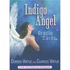 Booktopia has Indigo Angel Oracle Cards, A Deck and Guidebook by Doreen Virtue. Buy a discounted Combined Pack with 2 or more items of Indigo Angel Oracle Cards online from Australia's leading online bookstore. Doreen Virtue, Divination Cards, Tarot Cards, Chakra, Angel Guidance, Oracle Tarot, Oracle Deck, Indigo Children, Angel Cards