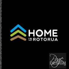 "Logo design for ""Home in Rotorua"", NZ"