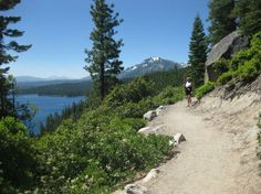 Rubicon Trail - D.L. Bliss State Park