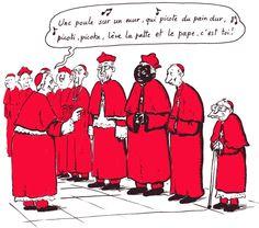 Conclave : le successeur du pape Benoit 16 sera connu dans quelques heures...