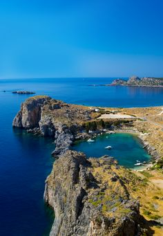 St Paul's Bay in Malta.