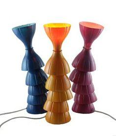 Ame Design - amenidades do Design . blog: Iluminando com PET