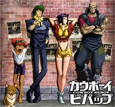 Cowboy Bepop The core forged of Netflix's live-action series adaptation of Cowboy Bebop has been unconcealed, and it'. Ed Cowboy Bebop, Cowboy Bebop Tattoo, Cowboy Bepop, Cowboy Bebop Anime, Manga Anime, Anime Ai, Cowboy Bebop Wallpapers, Samurai, See You Space Cowboy