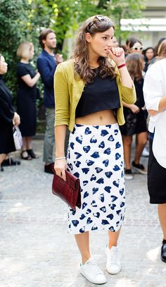 On the Street…..After Marni, Milan - The Sartorialist
