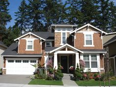 Distinctive Country Craftsman Home With Marvelous Architecture | Plan 071D-0107