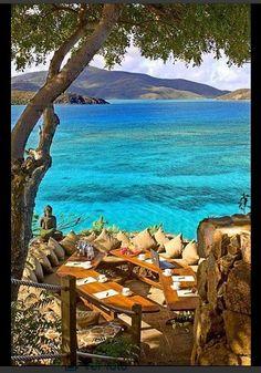 Isla de Necker. Hawaii
