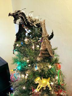 #Skyrim Xmas Tree
