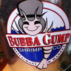 Bubba Gump Shrimp = Heaven!