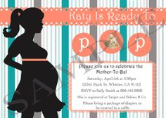 Shes ready to pop baby shower invitation with yellow flowers and ready to pop baby shower invitation by mackennasimagination filmwisefo Images