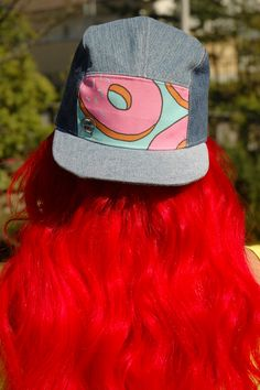 I LOVE DONUTS. I'm guessing you too? Come on and join me and look AWESOME with… Donuts, Light Blue, Join, My Love, Hats, Awesome, How To Wear, Fashion, Frost Donuts