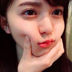 Pin Image by Janda Cantik Kaya Cute Japanese Girl, Cute Korean Girl, Cute Asian Girls, Beautiful Asian Girls, Cute Girls, Cute Girl Face, Cute Girl Photo, Bebe Love, Japonese Girl
