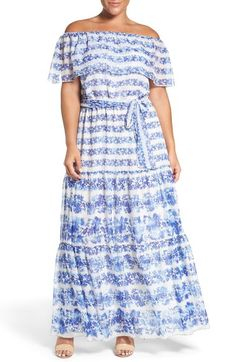 Plus Size Resort Wear & Tropical Vacation Clothes