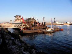Floating Restaurant : Pont 13 | Haparandadam 50 - Amsterdam (Houthavens)