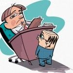 Frases, chistes, anécdotas, reflexiones y mucho más.: Chiste del empleado que le pide permiso a su jefe.