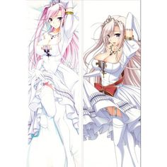 Princess Lover! Charlotte Hazelrink Dakimakura Anime Pillow Case