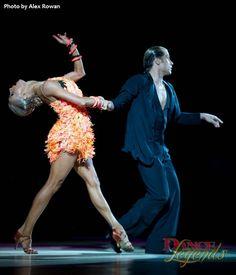 Riccardo Cocchi & Yulia Zagoruychenko dance the Jive!  (Ballroom Dance & DanceSport)