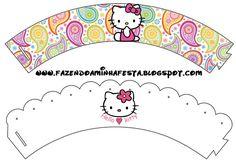 Ideas y material gratis para fiestas y celebraciones Oh My Fiesta!: Imprimibles de Hello Kitty 24.