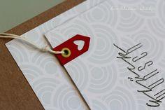 der kleine klecks: Glückwunsch mit Herz, Designpapier winterblau von Charlie & Paulchen, Stempel Glückwunsch von inkystamp.