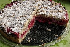 Feiner Johannisbeer - Streuselkuchen (Rezept mit Bild) | Chefkoch.de