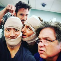 """""""""""We love what we do on #ChicagoMed!"""" – @Brian_Tee"""""""