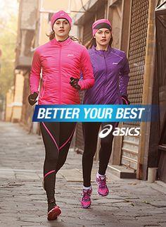 Asics - Better your best
