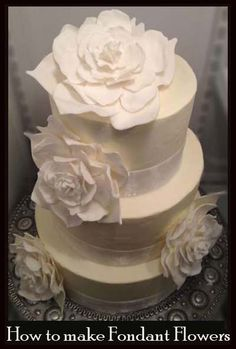 Hmm... might have to try this! @Mary Ellen Cruz, I might have to put flowers on my next cake!
