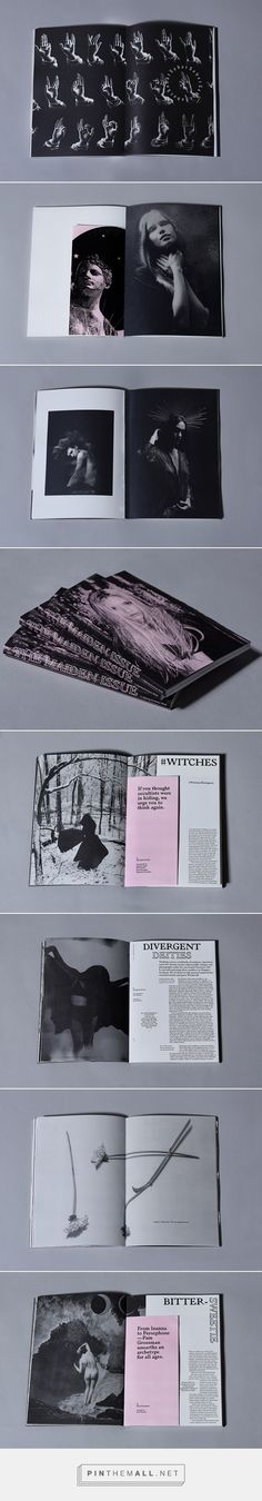 It's Nice That | Sabat magazine explores the world of contemporary witchcraft with style - created via https://pinthemall.net