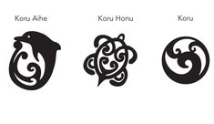 Maori tattoos for women - Meaning of symbols and cool ideas - Tattoo Ideas & Trends Small Quote Tattoos, Small Tattoos With Meaning, Cute Small Tattoos, Unique Tattoos, New Tattoos, Tattoo Quotes, Koru Tattoo, Maori Tattoo Frau, Tattoo Motive