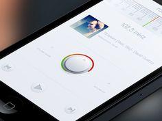 Radio App | Close Up by arjun/aj