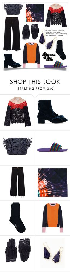 """""""Eyes are my Chanel"""" by emmamegan-5678 ❤ liked on Polyvore featuring Goen.J, Mar y Sol, Marc Jacobs, J Brand, Sofie D'hoore, Kenzo, Jil Sander, Maison Fabre, Kendra Scott and modern"""
