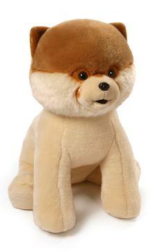 Gund 'Jumbo Boo - World's Cutest Dog' Stuffed Animal