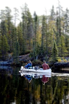 Canoe Trip! I really want to go to the Boundary Waters this summer!