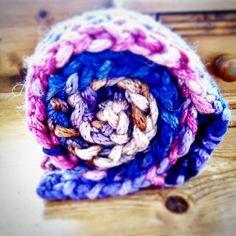 https://www.etsy.com/uk/listing/172875327/scarf-collar-handknit-purple-pink-brown  #scarflove #fashion #scarves #accessories #aw15 #lookbook #fashionuk #indiefashion #indiedesign